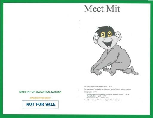 Meet Mit Set 1 Book 7
