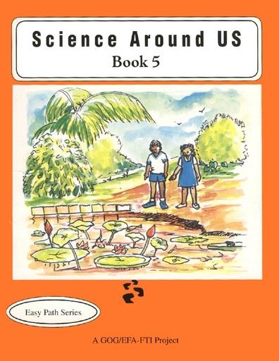 Science Around Us Book 5