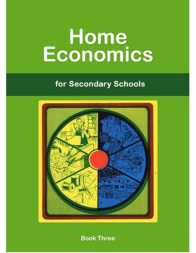 Home Economics Book 3
