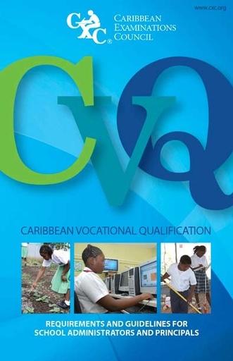 CXC CVQ brochure