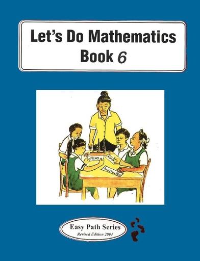 Lets Do Mathematics Book 6