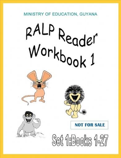 Ralph Reader Book 1
