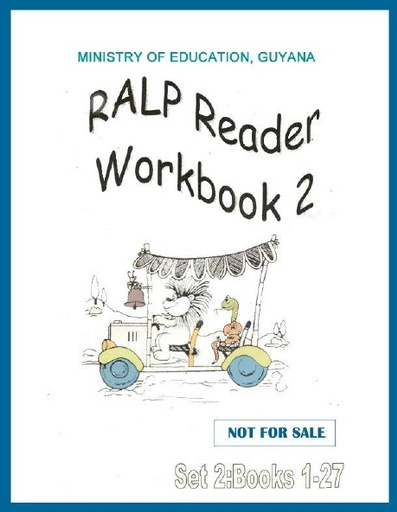 Ralph Reader Book 2