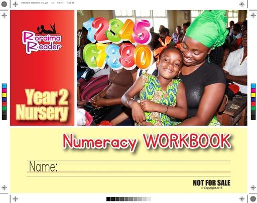 Numeracy Workbook Year 2