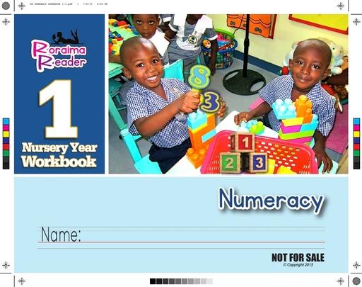 Numeracy Workbook Year 1