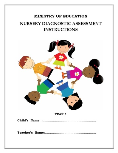 Diagnostic Assessment Year 1