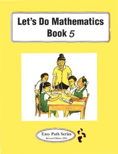 Lets Do Mathematics Book 5