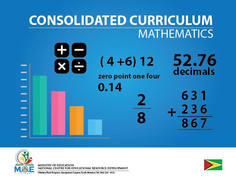Mathematics - Covid19 Curriculum