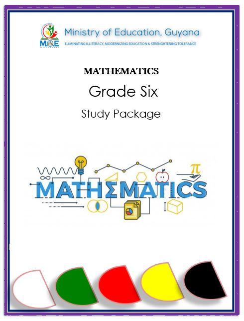 NGSA 2021 - Study Package - Mathematics