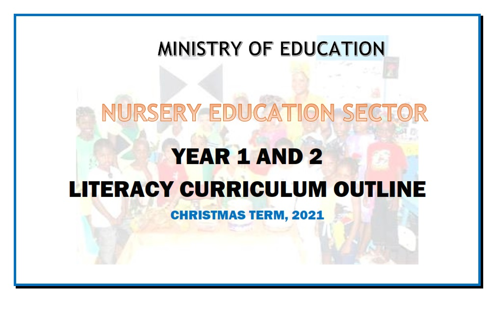 Literacy Year 1 and 2 Christmas Term - 2021 - Curriculum Outline