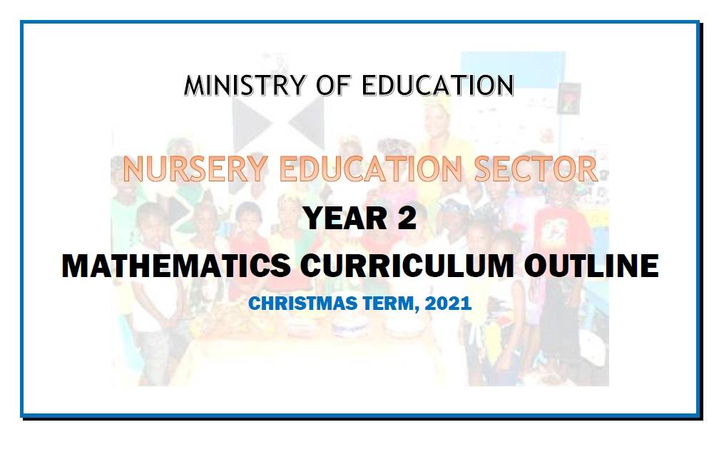 Numeracy Year 2 Christmas Term - 2021 - Curriculum Outline