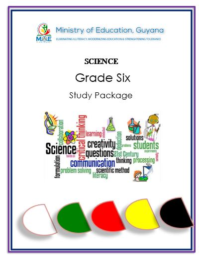 NGSA 2021 - Study Package - Science