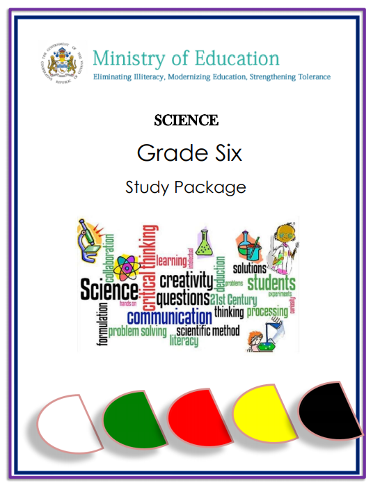 NGSA 2021 - SCIENCE NOTES