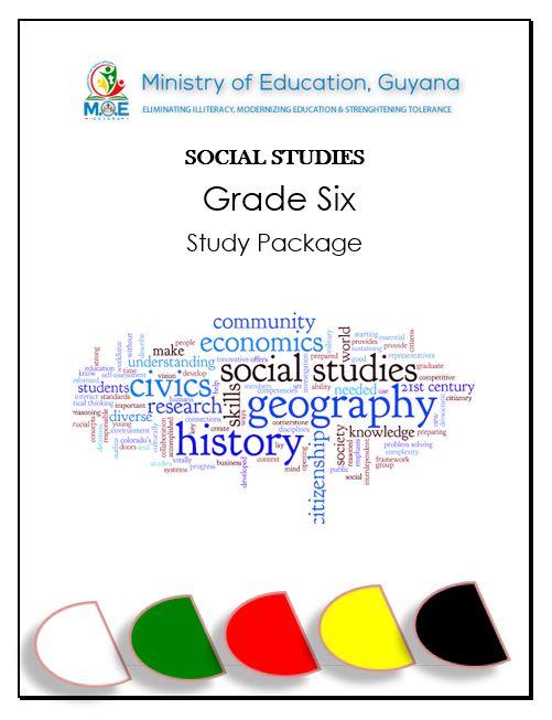 NGSA 2021 - Study Package - Social Studies